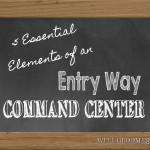 entry way command center