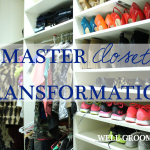 Master Closet Transformation