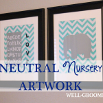 Neutral Nursery Art