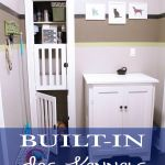 Built-In Dog Kennel