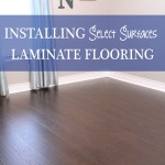 Select Surfaces Laminate Hardwood Flooring