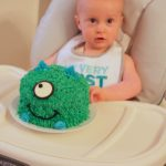 Monster Themed First Birthday