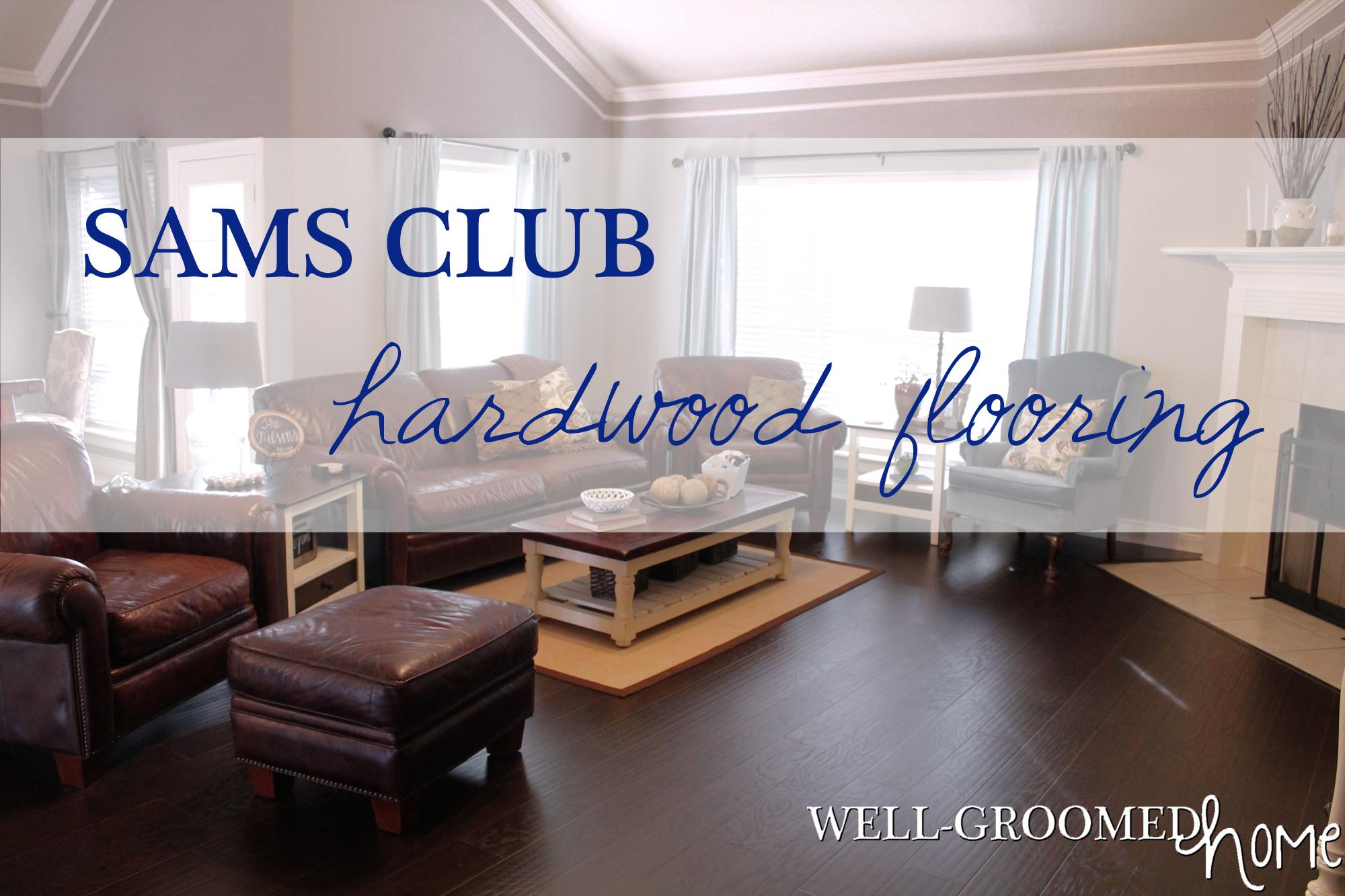 Sams Club Hardwood Floors